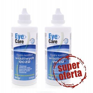 2 x Eye Care plus 360 ml