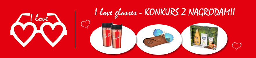 konkurs i love glasses