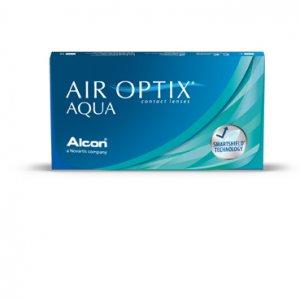 AIR OPTIX Aqua - 6 szt.
