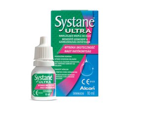 Krople do oczu Systane Ultra 10 ml