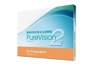 PureVision 2 HD for Astigmatism - 3 szt.