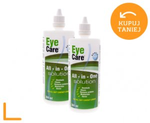 2 x płyn Eye Care 360 ml - drugi płyn 50% TANIEJ