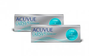 Duopack Acuvue Oasys 1-day - 2 x 30 sztuk TANIEJ