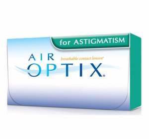 AIR OPTIX for Astigmatism - 6 szt.