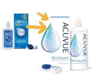 ACUVUE™ RevitaLens 100 ml