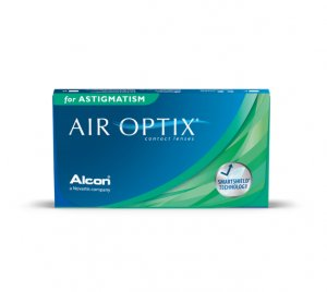 AIR OPTIX for Astigmatism - 3 szt.