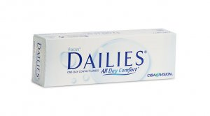 Focus® Dailies® All Day Comfort - 30 szt.