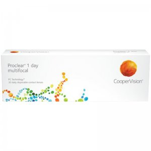 Proclear 1 Day multifocal - 30 szt.