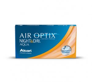 AIR OPTIX Night & Day Aqua - 6 szt.
