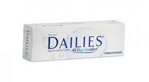 Focus Dailies All Day Comfort - 30 soczwek