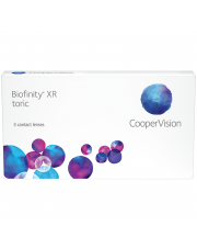 Biofinity toric XR - 3 szt.