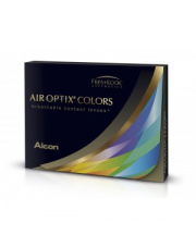 AIR OPTIX® COLORS - 2 szt. (zerówki)