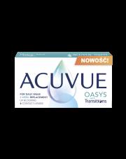 Acuvue® Oasys with Transitions™ - 6 soczewek światłoczułych