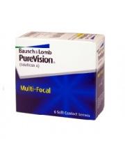 PureVision Multifocal - 6 sztuk
