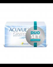 Duo SET Acuvue® Oasys - 2x6 soczewek w jednej mocy TANIEJ