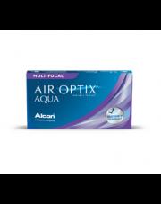 AIR OPTIX® AQUA MULTIFOCAL - 3 szt.