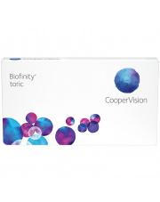 Biofinity Toric - 3 szt.