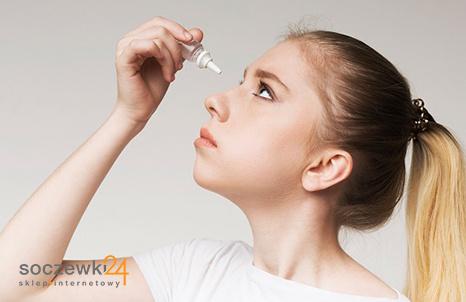 Jak na co dzień radzić sobie z zespołem suchego oka?