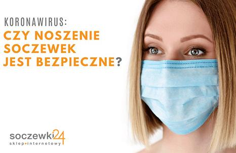 Koronawirus: czy soczewki kontaktowe są bezpieczne?