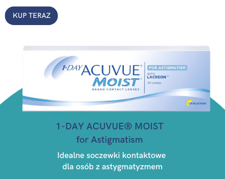 Acuvue Moist for Astigmatism