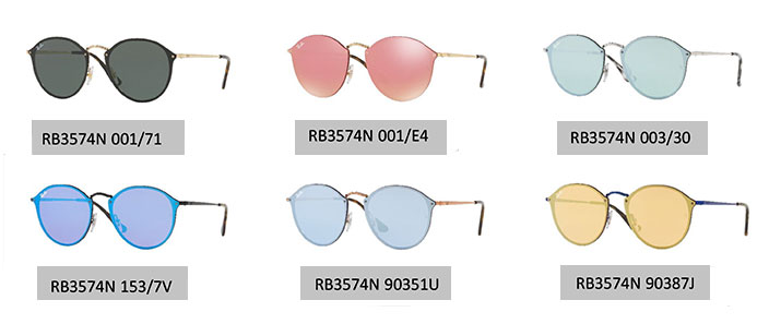 nowy model Ray-Ban
