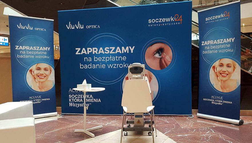 4275ba0497c0 Akcje - bezpłatne badanie wzroku - Soczewki24.pl